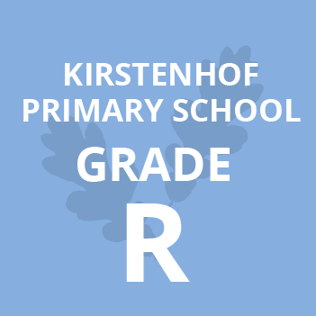 Kirstenhof primary grade R school books