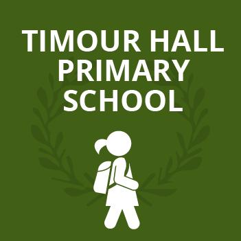 Timour Hall school books