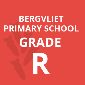 Bergvliet primary grade R school books