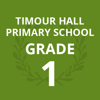 Timour Hall Primary Grade 1 school Books