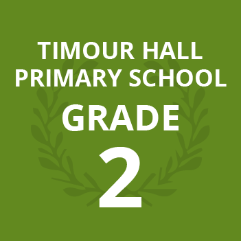 Timour Hall Primary Grade 2 school Books