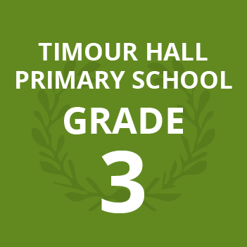 Timour Hall Primary Grade 3 school Books