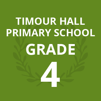 Timour Hall Primary Grade 4 school Books