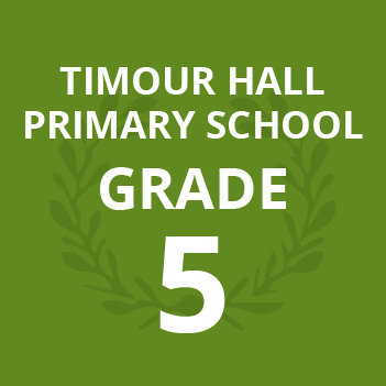 Timour Hall Primary Grade 5 school Books