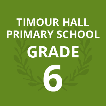 Timour Hall Primary Grade 6 school Books