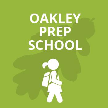 Oakley Prep school books