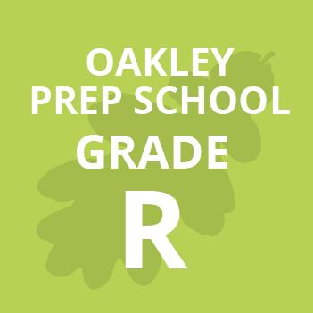 Oakley Prep Grade R school Books