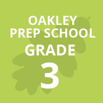 Oakley Prep Grade 3 school Books
