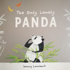 only lonely panda