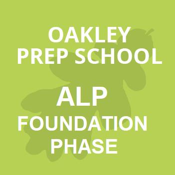 Oakley Prep Grade ALP Junior school Books